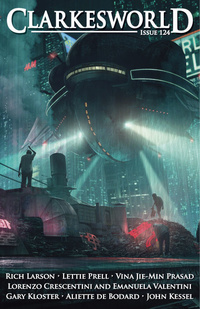 «Clarkesworld, Issue 124, January 2017»