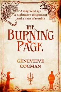 «The Burning Page»