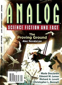 «Analog Science Fiction and Fact, January-February 2017»