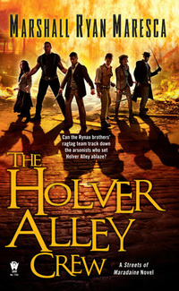 «The Holver Alley Crew»