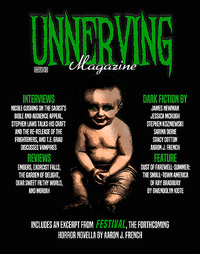 «Unnerving Magazine, Issue #2, 2017»