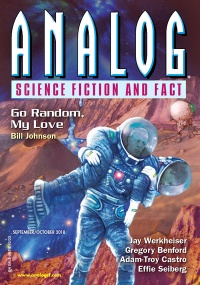«Analog Science Fiction and Fact, September-October 2018»