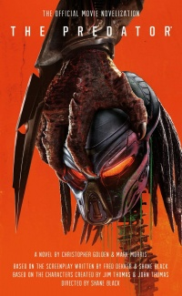 «The Predator: The Official Movie Novelization»