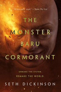 «The Monster Baru Cormorant»
