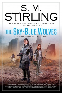 «The Sky-blue Wolves»