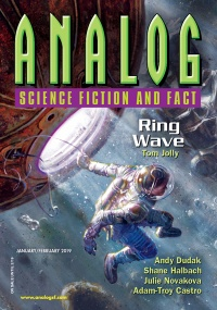 «Analog Science Fiction and Fact, January-February 2019»