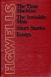 the invisible man wells essay