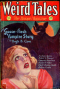 «Weird Tales» May 1932