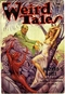 «Weird Tales» June 1934