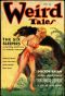 «Weird Tales» October 1935