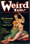 «Weird Tales» January 1936