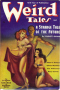 «Weird Tales» May 1938