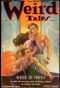 «Weird Tales» October 1938