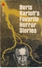 Boris Karloff's Favorite Horror Stories