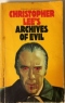 Christopher Lee's Archives of Evil