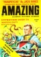 Amazing Science Fiction Stories, August 1958