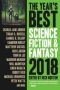 The Year's Best Science Fiction & Fantasy: 2018