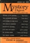 Mystery Digest, January 1958