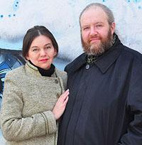 Александр и Людмила Белаш