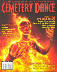 «Cemetery Dance, Issue #74/75, October 2016»