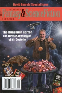 «The Magazine of Fantasy & Science Fiction, September-October 2016»