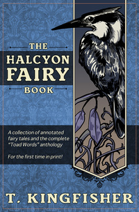 «The Halcyon Fairy Book»