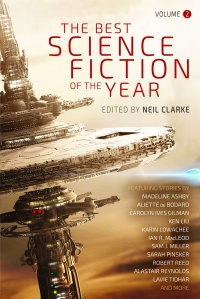 «The Best Science Fiction of the Year, Volume Two»