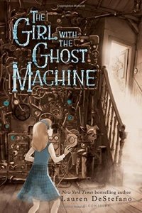 «The Girl with the Ghost Machine»