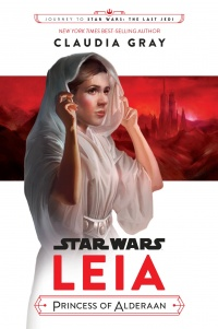 «Leia, Princess of Alderaan»