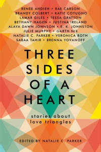 «Three Sides of a Heart: Stories about Love Triangles»