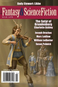 «The Magazine of Fantasy & Science Fiction, March-April 2018»