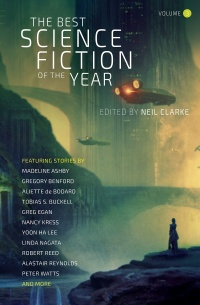 «The Best Science Fiction of the Year, Volume 3»