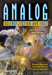 «Analog Science Fiction and Fact, March-April 2018»