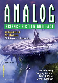 «Analog Science Fiction and Fact, May-June 2018»