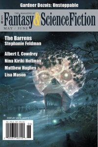 «The Magazine of Fantasy & Science Fiction, May-June 2018»