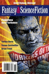 «The Magazine of Fantasy & Science Fiction, September-October 2018»