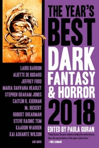 «The Year's Best Dark Fantasy & Horror 2018»