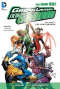 Green Lantern: New Guardians. Vol 1: The Ring Bearer