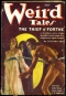 «Weird Tales» July 1937
