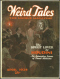 «Weird Tales» April 1924
