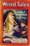«Weird Tales» September 1927