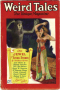 «Weird Tales» April 1928