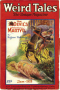 «Weird Tales» June 1928