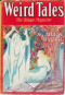 «Weird Tales» October 1930