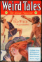 «Weird Tales» April 1932