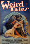 «Weird Tales» September 1934
