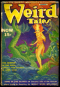«Weird Tales» March-April 1940
