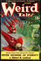 «Weird Tales» September-October 1940