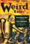 «Weird Tales» July-August 1941