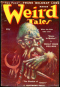 «Weird Tales» March 1950